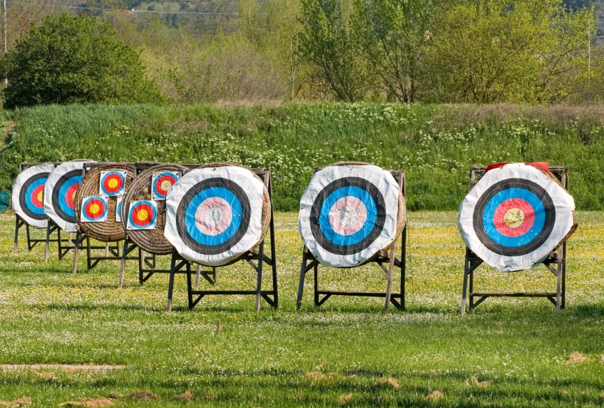 Hitting personal, professional and organizational targets